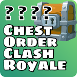 Chest Order for Clash Royale Icon