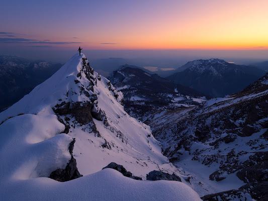 L'ultima luce del tramonto di fedeisak