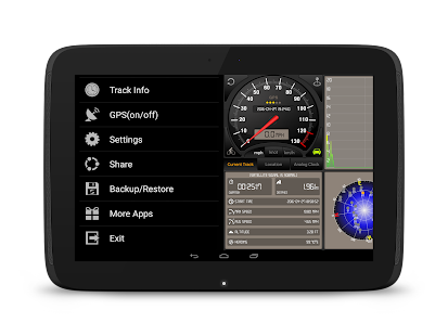 Speedometer GPS HD Pro Screenshot
