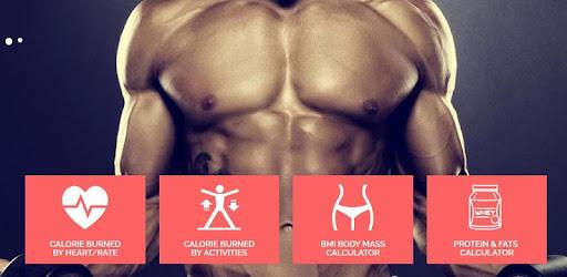 Приложения в Google Play – Fitness Calculator - Daily Calories ...