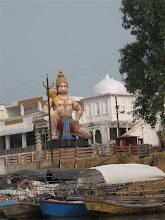 Photo: Hanumanův chrám
