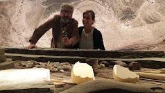 Imagen de la Visita Teatralizada Una aventura prehistórica del colectivo Viajar en el Tiempo.