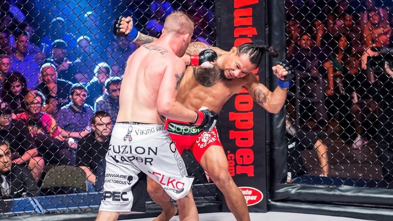 Watch World Series of Fighting 23: Gaethje vs. Palomino II live