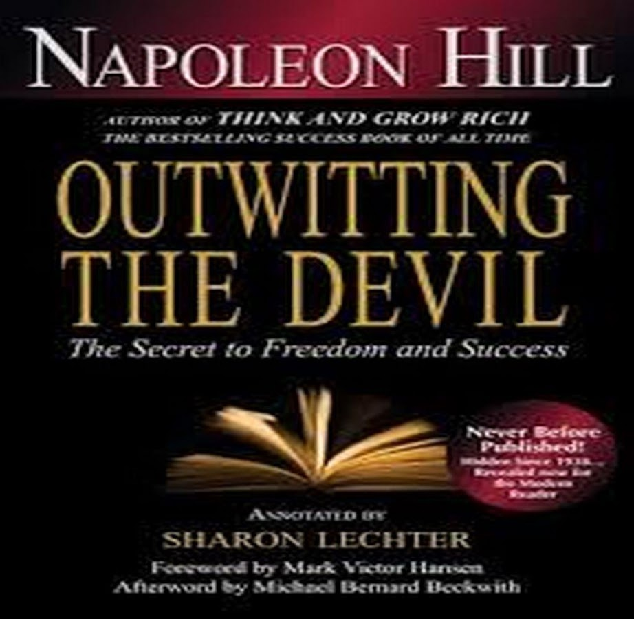 Outwitting The Devil Quotes Napoleon Hill's Outwitting The Devil  Android Apps On Google Play