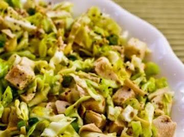 Asian Chicken Cabbage Salad Recipe