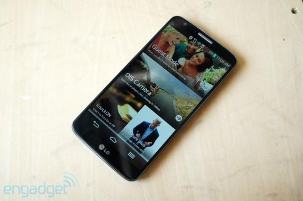 LG G2 ships to six Canadian carriers on September 27th