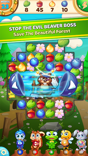 Forest Rescue: Match 3 Puzzle 12.0.3 1