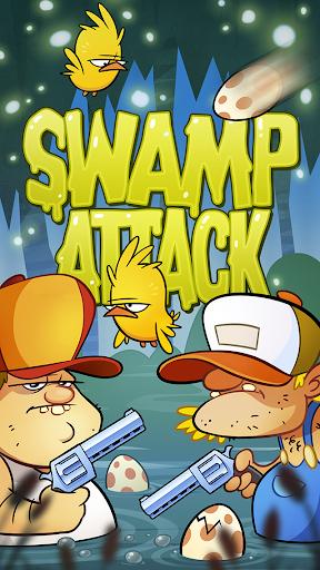 Swamp Attack screenshot 9