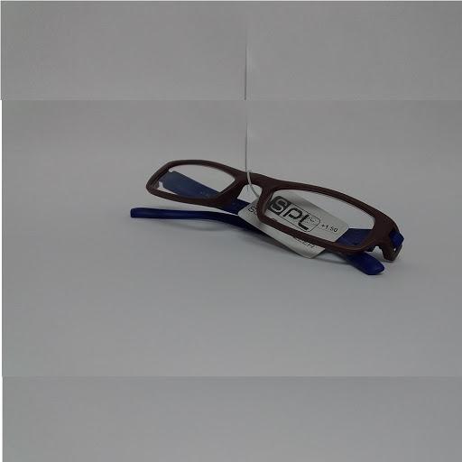 lentes de lectura spl marron/azul +3.00