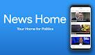 screenshot of News Home - Full Screen News Widget and Launcher
