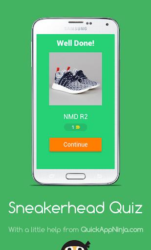 Sneakerhead Quiz android2mod screenshots 2