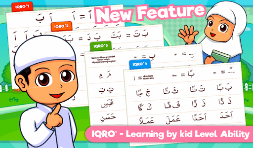 Marbel Learns Quran for Kids  screenshots 14