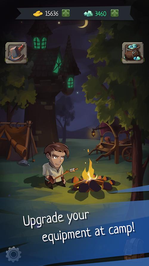 Screenshot 1 Roguelike RPG In Dungeon - Order of Fate Offline 0.0.62 APK MOD