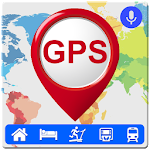 voice gps route finder 1.4