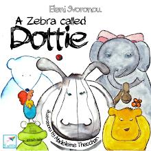 Photo: A Zebra Called Dottie, Eleni Svoronou, Illustrations: Madeleine Theochari, Translation from Greek: Tina Moschovi, Saita publications, May 2015, ISBN: 978-618-5147-42-6 Download it for free at: www.saitabooks.eu/2015/05/ebook.163.html