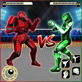 Real Robot Ring Fighting (Unreleased) Android APK Download Free By New Free Games