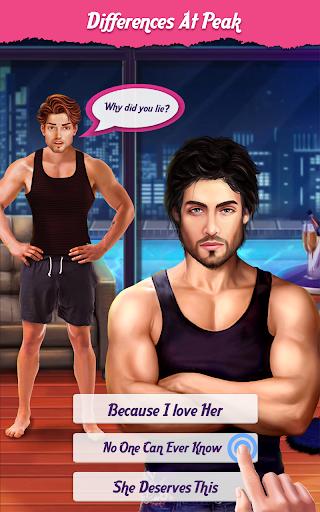 Alpha Human Mate Love Story Game for Girls screenshots 6