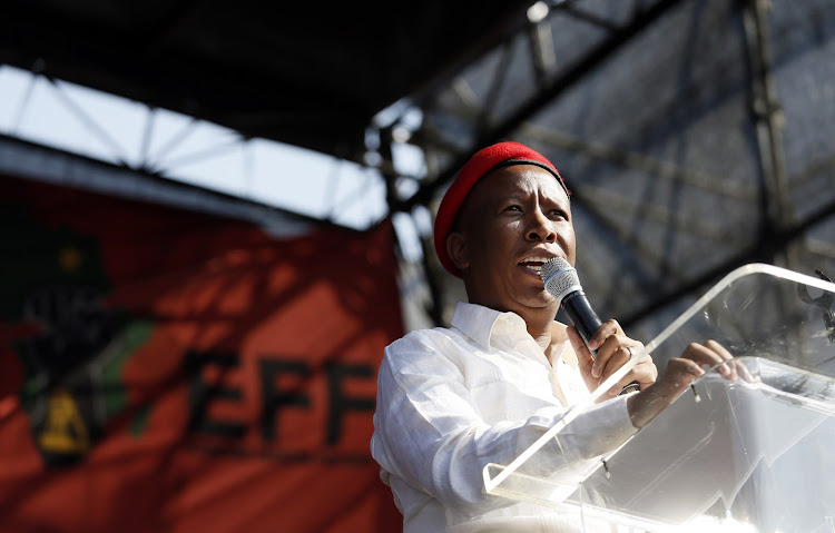 The SCA has dismissed the EFF's appeal against a high court judgment which ruled that comments the party's leader Julius Malema made about former finance minister Trevor Manuel were derogatory.
