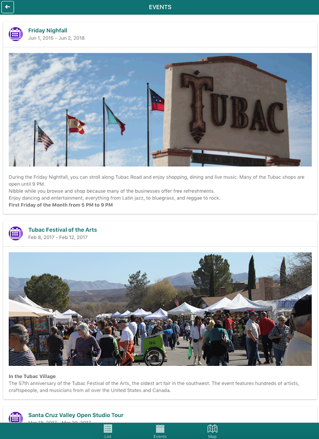 Tubac AZ- screenshot