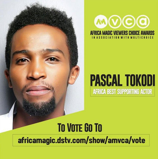 'It's coming home!' Pascal Tokodi bags AMVCA's best supporting actor