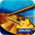 Hot star Drums icon