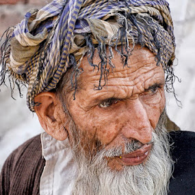 by Nj Javed - People Portraits of Men ( , face, photography, closeup, close, up )