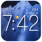 Clock and Weather Widgets for Free
