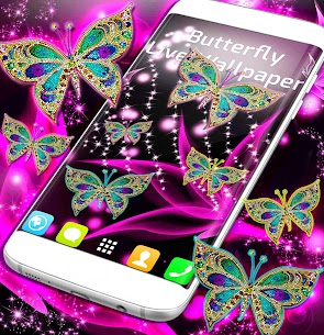Butterfly Live Wallpaper Apk Download For Android 1