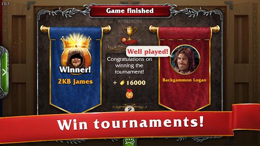 Backgammon Masters Free  screenshots 4