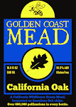 Golden Coast Mead California Oak