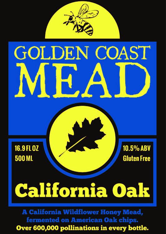 Logo of Golden Coast Mead California Oak