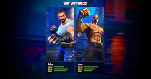 Street Commando Fighter : Ultimate Survival - náhled