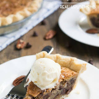Toll House Chocolate Chip Cookie Pie.