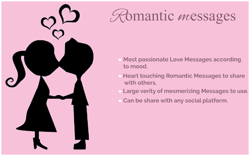 Romantic Messages Love Poems - Android Apps on Google Play