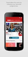 screenshot of BBC World Service