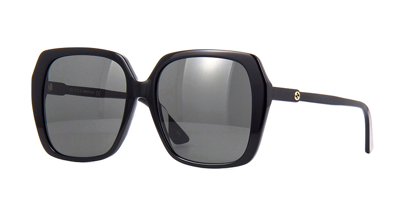 Gucci GG0533SA 001 Grey Sunglasses | Pretavoir