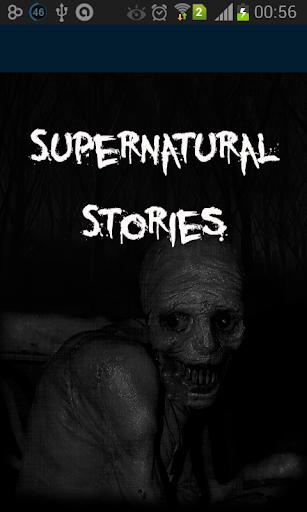 Supernatural Stories