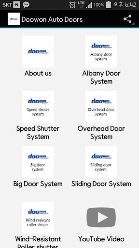 Doowon Auto Doors