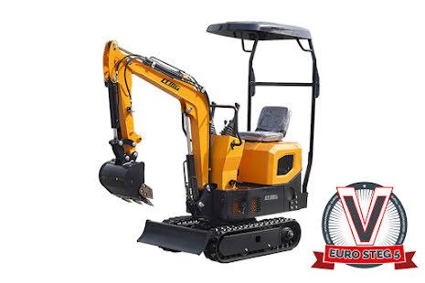 LTMG LTE10 | 9,4hk | 950kg | Minigrävare