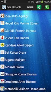 Doz Hesapla screenshot 5