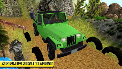 Luxury Prado: Offroad 4X4 1.0.1 screenshots 4