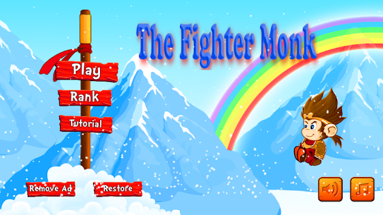 The Fighter Monk- screenshot thumbnail