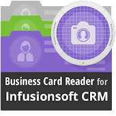 Business Card Reader for Infusionsoft CRM
