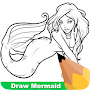 How To Draw Mermaids APK icon