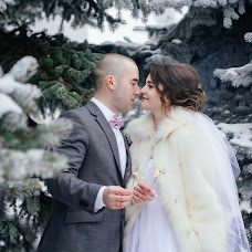 Wedding photographer Ekaterina Matyushko (Matyushonok). Photo of 13.01.2017