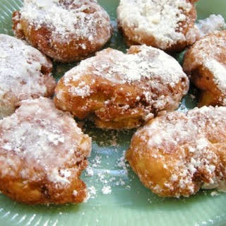 Apple Fritters Without Baking Powder Recipes.