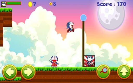 Super Doramon Adventures Game World 1.0 4