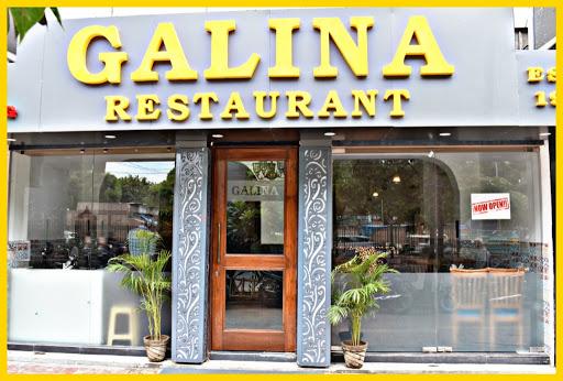 Galina Restaurant menu 1