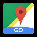 Google Maps Go - Directions, Traffic & Transit icon