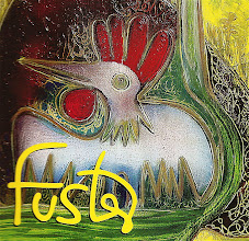 Photo: cover of book on cuban artist jose fuster. Tracey Eaton photo.